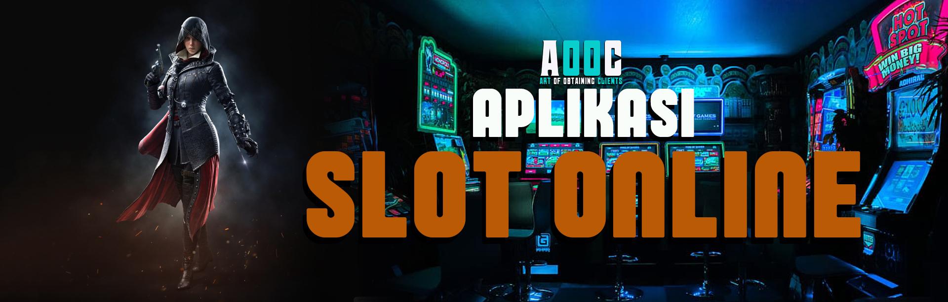 Aplikasi slot game