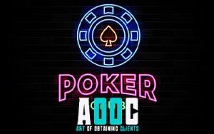 judi poker secara online