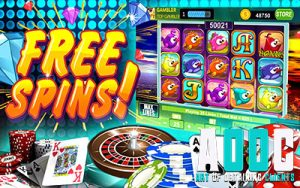 casino game free spins